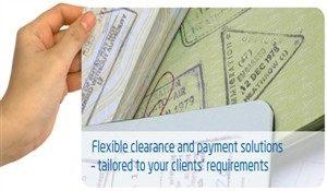ثبت سفارش کالا با کارت بازرگانی حق العمل کاری